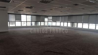 Conjunto Comercial Bem Localizada, Cirqueira Cesar Av Paulista, Proprietario Estuda Carencia - Cf26443