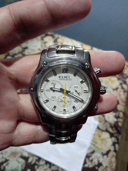 Relógio Ebel Chronometer Quartz