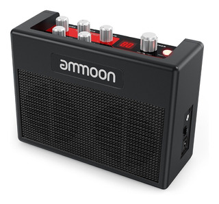 Ammoon Pockamp Amplificador De Guitarra Porttil