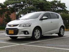 Chevrolet Sonic Lt Hb Mt 1600