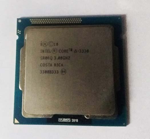 Processador Intel I5 3330 3.0ghz 1155 3ª Geração