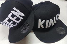 Gorras King Quen Para Parejas - Regalos Enamorados