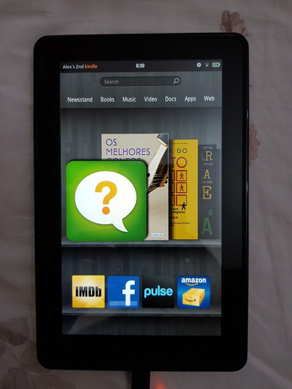Amazon Kindle Fire Tablet 6gb 5th Generation