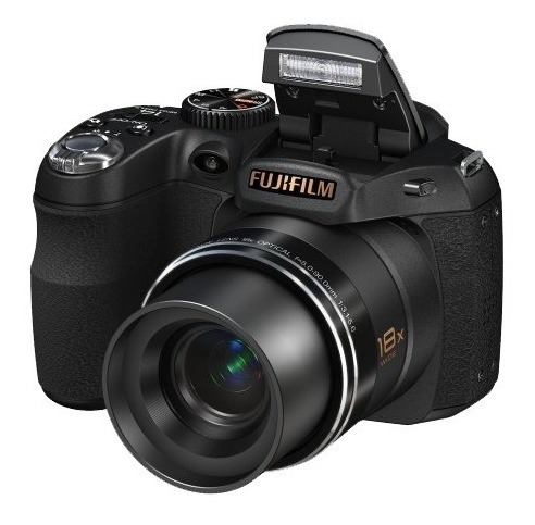 Camara Finepix Fujifilm S2800hd 14 Mp 18x Zoom Pant 3 Lcd