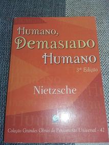 Humano, Demasiado Humano Livro