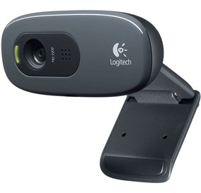 Webcam Logitech Hd 3mp C270