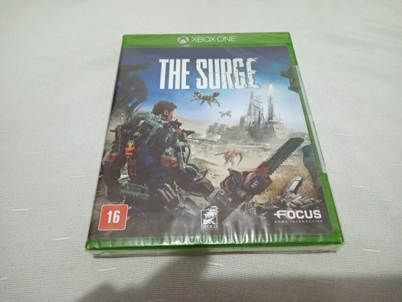 The Surge Xbox One Legendado Lacrado