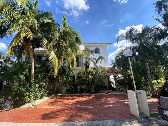Casa De 3 Rec. Playa Magna Con Alberca Propia