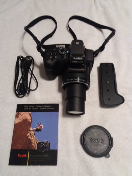 Remato Camara Kodak Easy Share Z981