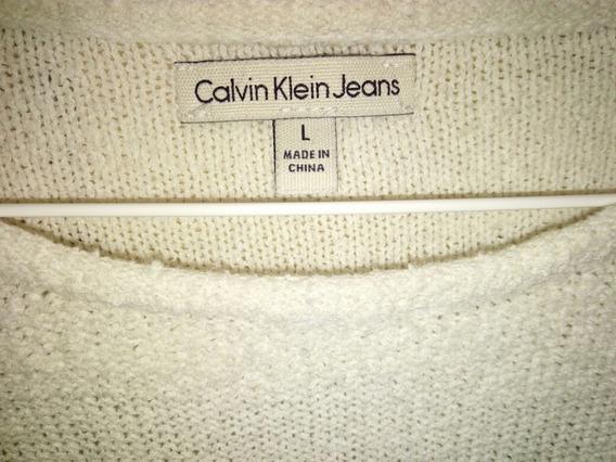 Sweater Ladies Calvin Klein Jeans. Importado. Usado.