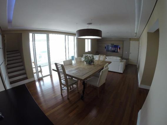 Cobertura Com 3 Dormitórios À Venda, 282 M² Por R$ 1.800 - Jardim Monte Kemel - São Paulo/sp - Co0036