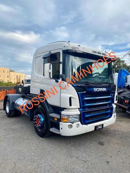 Scania P340 2011 Cavalo Toco N 2035 P360 Fh 440 19320 19330