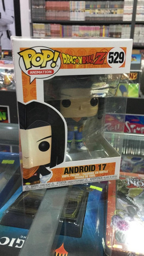 Funko Pop! Android 17 # 529