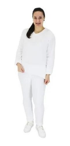 Pijama Feminino Plush Soft Banho Banheira Preto