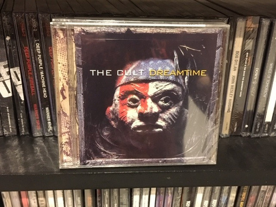 The Cult - Dreamtime - Cd Made In Usa