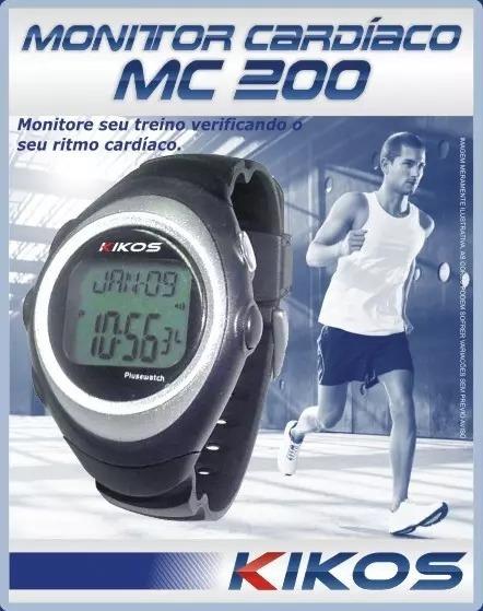 Monitor Cardíaco Kikos Toque Kikos Mc-200 Bateria Cr2032