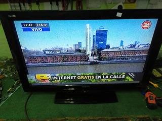 Tv Lcd Noblex 32lc841ht Reparación No Se Ve O Parpadea Imgen