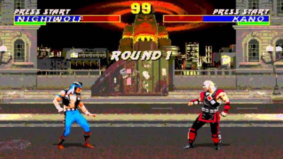 Jogo Mortal Kombat 3 Original Para Mega Drive Testado Mk 3