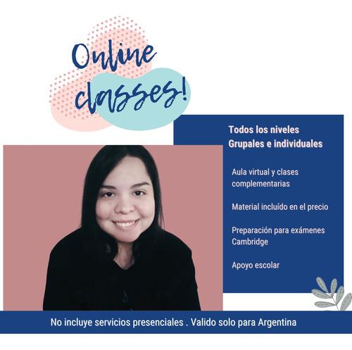 Imagen 1 de 3 de Clases De Inglés Adolescentes Grupales