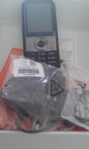 Imagen 1 de 2 de Radio Nextel I414 Nuevo En Caja Film En Vidrio Sin Remover