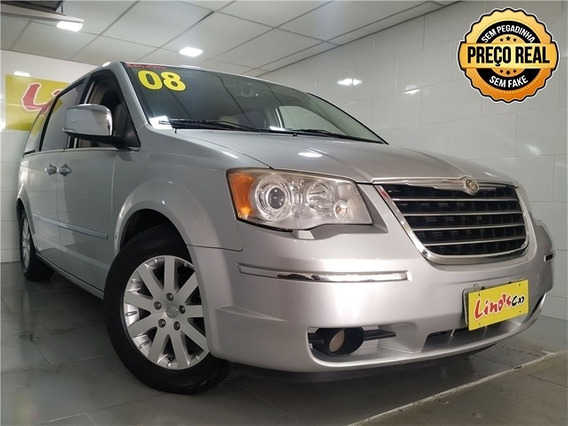 Chrysler Town E Country 3.8 Limited V6 12v Gasolina 4p Autom