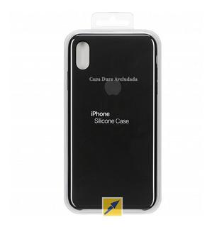 Capa Case iPhone 6 / 7 / 8 / Plus Lacrada Veludo