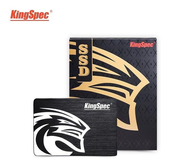 Hd Ssd Kingspec 512gb - 2.5 Sata Iii - Pc E Notbook