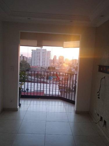Imagem 1 de 14 de Apartamento Com 3 Dormitórios À Venda, 67 M² Por R$ 370.000,00 - Vila Formosa - São Paulo/sp - Ap2868
