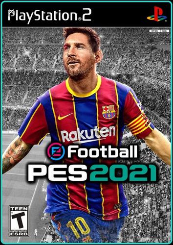 Pes 2021 Para Playstation 2 (ps2) | Mercado Libre