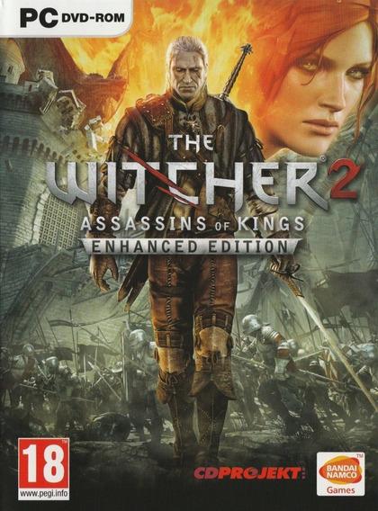 The Witcher 2 Pc - Steam Key (envio Rápido)