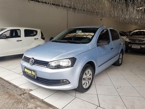 Volkswagen Voyage 1.6 Vht City Flex Completo Prata 2015