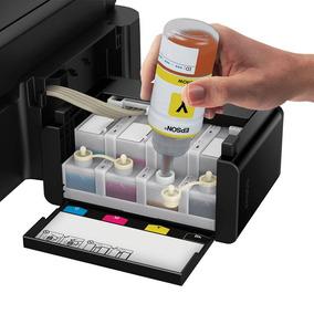 Impressora Epson Jato De Tinta L120 Tanque De Tinta
