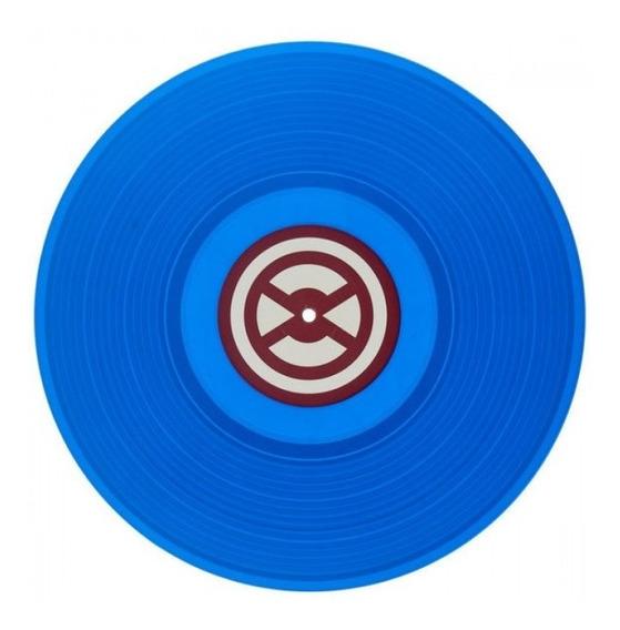 Traktor Scratch Time Code Vinyl Mk2-blue-pronta Entrega