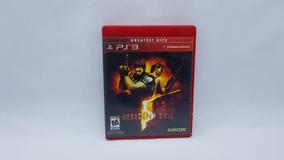 Resident Evil 5 - Midia Fisica Cd Original - Ps3
