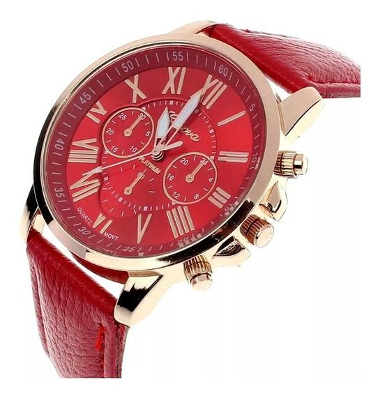 Relógios Geneva Várias Cores