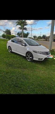 Honda City 2014 1.5 Dx Flex 4p
