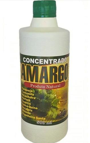 Imagem 1 de 1 de 4 Concentrado Amargo Vida Long Plus 500ml