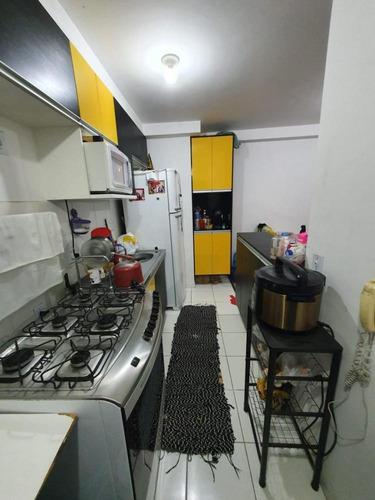 Imagem 1 de 18 de Apartamento De 48m² Com 2 Quartos E 1 Vaga De Garagem - 1175_hen