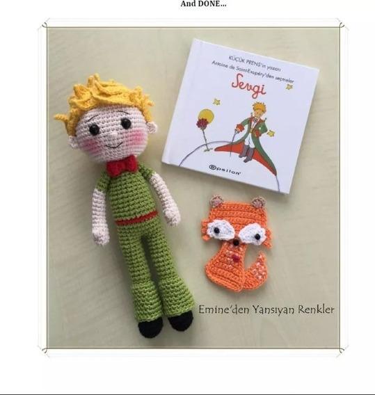 1 Patrón Para Tejer Muñecos Crochet Amigurumis + Regalo!