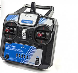 Radio Control 2.4g Turnigy Tgyi4 Avion Futaba Robotica Dron
