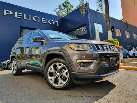 Jeep Compass 5p Limited 4x2 L4/2.4 Aut