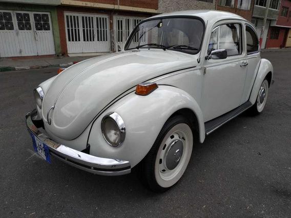 Volskwagen Escarabajo 1.6