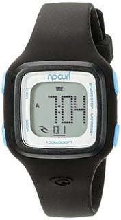 Rip Curl A2466gblk Candy Reloj Digital De Cuarzo Con Pantall