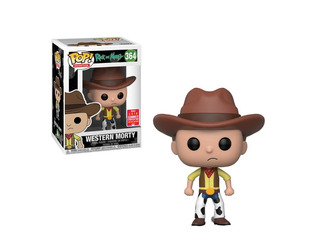 Funko Pop - Western Morty #364 - Summer 2018 - Nextgames