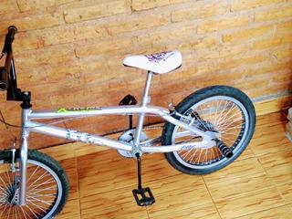 Bicicleta Yeti Bmx Cromada 48 Rayos