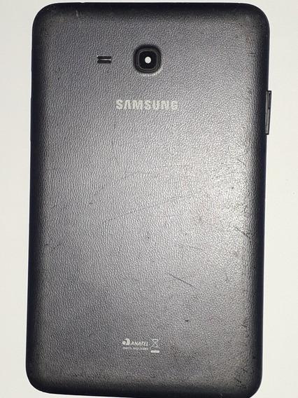 Tampa Traseira Tablet Samsung Sm-t110 Usada