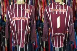 Internacional 2006 Camisa De Goleiro Tamanho Gg Número 1.
