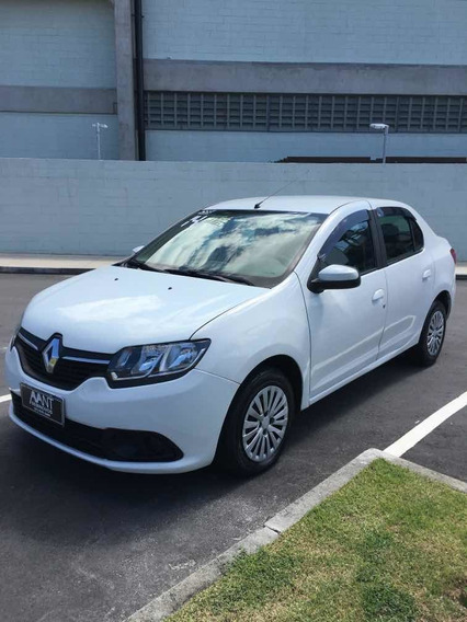Renault Logan 2014 1.6 Expression Hi-power 4p