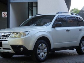 Subaru Forester 2.0 2 Awd X 5mt 2013 112.000 Kms