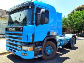 Scania Scania 114 330 Ano 2004 Trabalhando